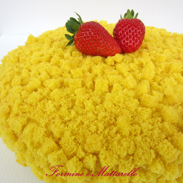 low priced 220fc 9944a Torta Mimosa