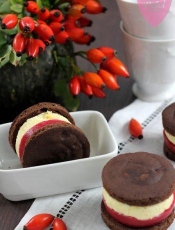 biscotto-cacao-geleè-di-lamponi