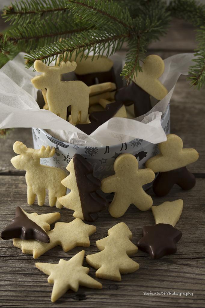 Biscotti Di Natale 1 Uovo.Biscotti Al Burro Biscotti Di Natale 7