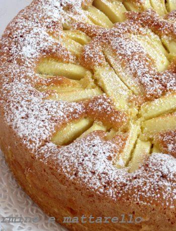 torta-di-mele-morbidissima