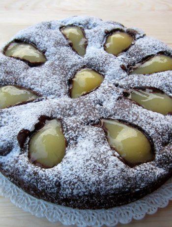 torta-pere-cioccolato